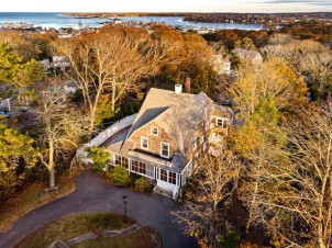 Perlman House Arial